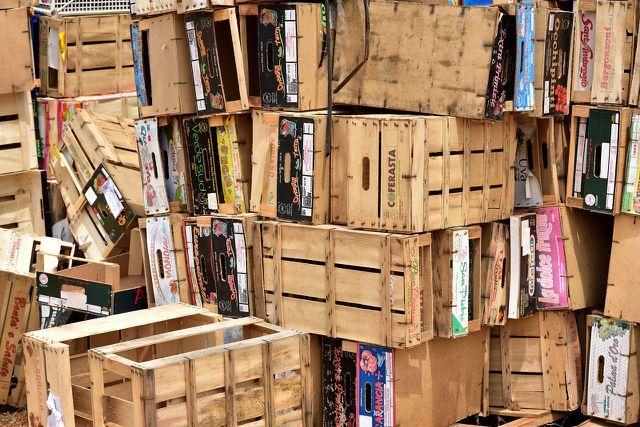 Staple Kisten so, dass du alles erreichen kannst, um Chaos zu vermeiden!