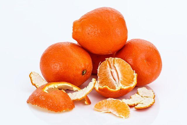 Orangenschalen sind für den Haushalt nützlich