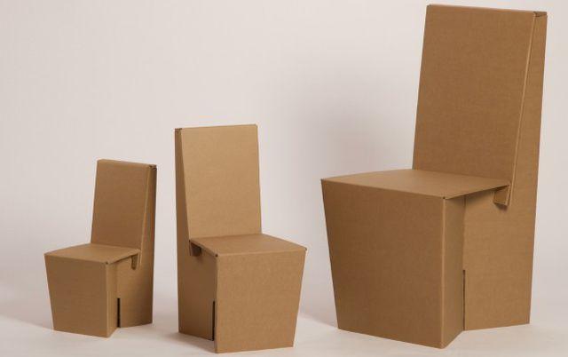 Pappmöbel Langlebig Nachhaltig Und Recycelbar