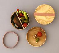 "Holz-Lunchbox ""Eshly"" - Brotdose und Brotbox"