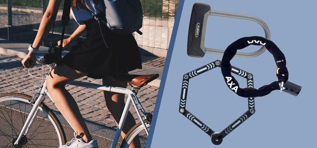 Fahrradschlösser Test