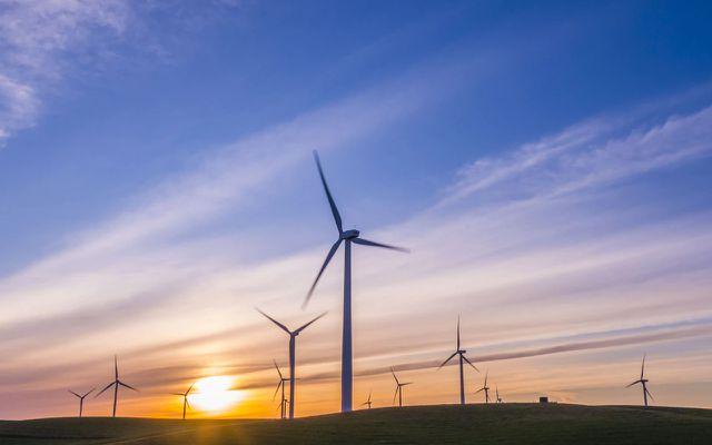 Windräder, Windenergie