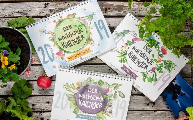 wachsender kalender