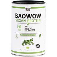 Auch das vegane Proteinpulver von BerlinOrganics ist vollständig bio-zertifizert und wird in Deutschland hergestellt.