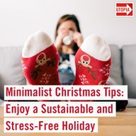 Minimalist Christmas Tips: Enjoy a Sustainable and Stress-Free Holiday