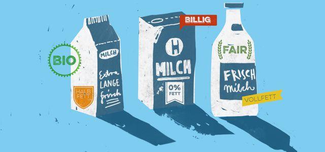 ee231a1ce7ba Ratgeber  Welche Milch ist gesund  Wann ist sie ungesund