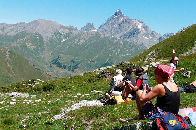 Wikinger Reisen rast-auf-dem-colle-di-rastel_640 Fernwanderwege Europa