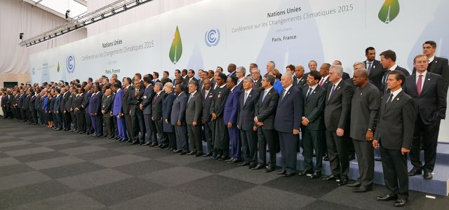 Klimapolitik: COP21
