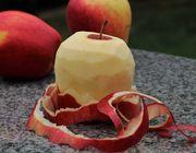 apple peels