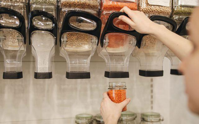 unverpackt einkaufen, zero waste