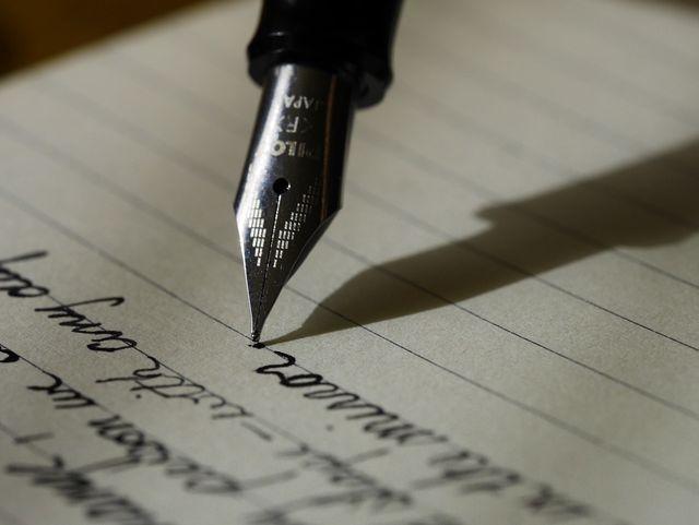 Schreib, was du willst und wie du willst