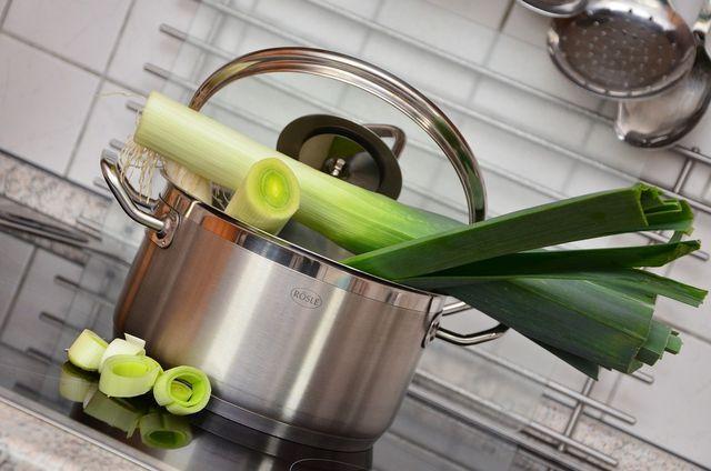 Koche am besten selbst mit frischen, unbehandelten Zutaten.