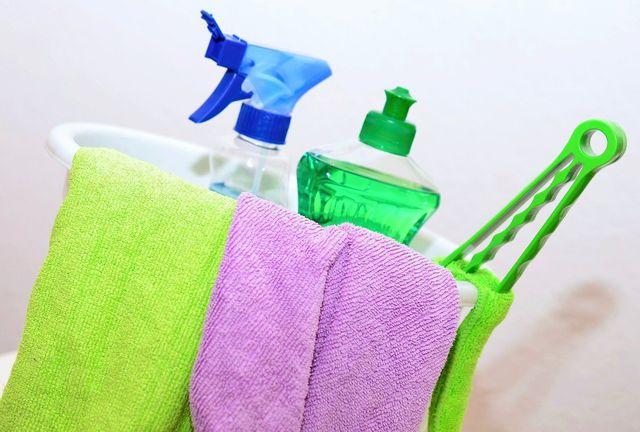 Es ist nicht immer nötig, dein Mikrofasertuch zu waschen.