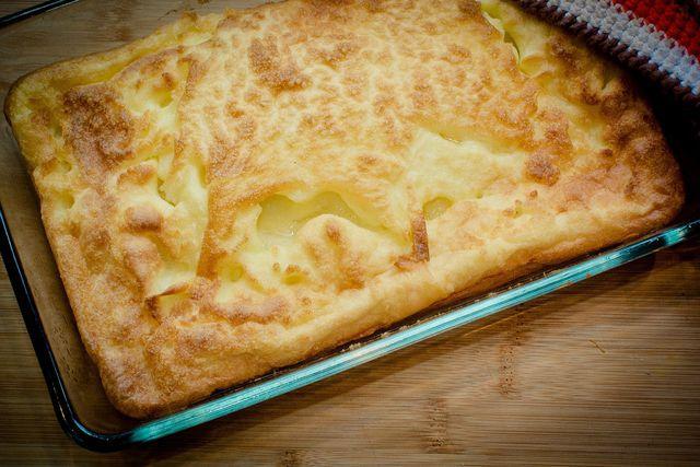 Du kannst die Farinata di Ceci im Ofen oder in der Pfanne zubereiten.