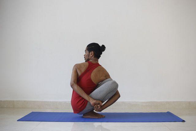 Die Asanas sind heutzutage der wichtigste Bestandteil von Hatha Yoga.