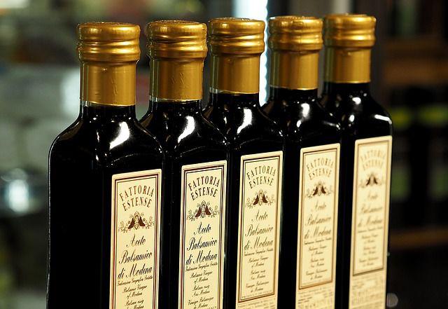 Aceto Balsamico in Flaschen
