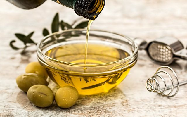 can you fry with olive oil