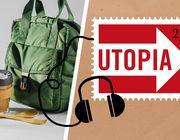 Der utopia-Podcast: Nachhaltig unterwegs