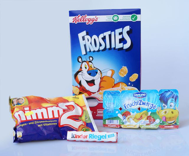 Hauptsache bunt: Produkte für Kinder.