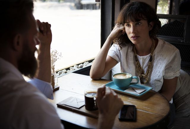 """Um einen Konflikt gar nicht erst eskalieren zu lassen, musst du der Versuchung widerstehen, eine Rolle im Drama-Dreieck zu """"spielen""""."""