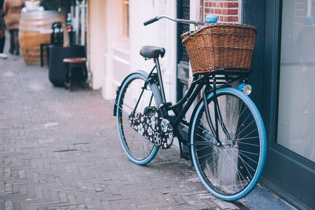 Eine Fahrrad-Codierung weist dich eindeutig als Eigentümer aus.