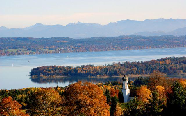 Fahrradurlaub Starnberger See