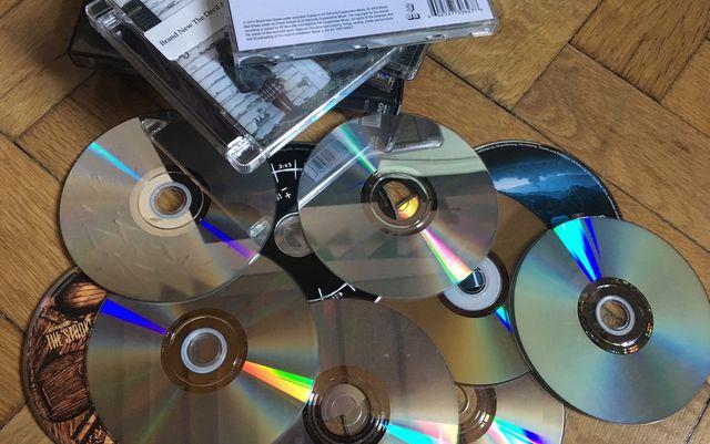 Wohin mit den alten CDs?