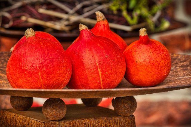 Kürbis ist aufgrund seiner leichten Süße oft auch für Kinder ein attraktives Gemüse.