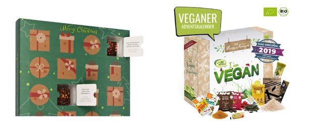 Vegane Adventskalender von Chocri und Boxiland