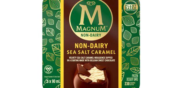 Magnum Ice Cream Non-Dairy Sea Salt Caramel Bars