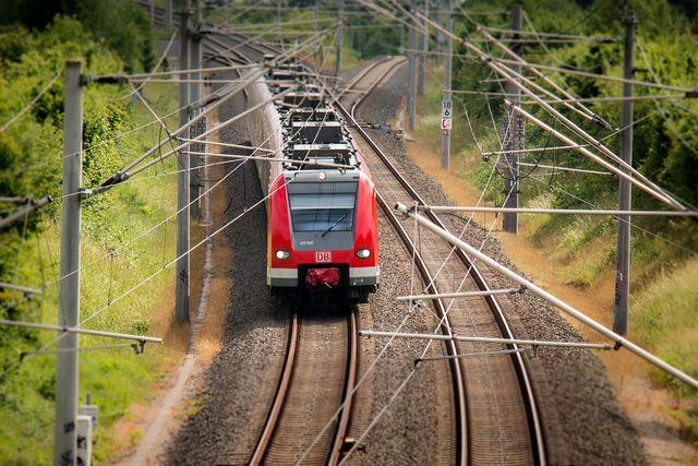 Anreise per Zug