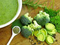 Schon gewusst? Brokkoli stammt ursprünglich aus Kleinasien.