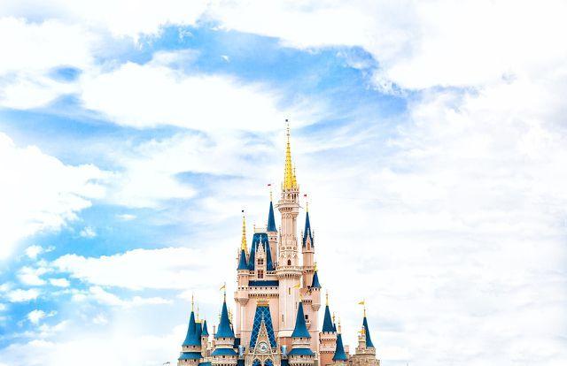 Bei der Walt-Disney-Methode dürfen in Phase 1 Traumschlösser gebaut werden.