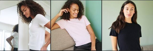 Affordable ethical clothing direct from source