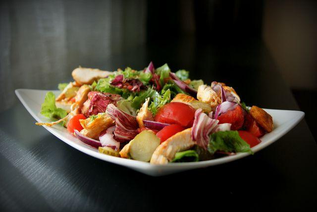 Viel knackiges Gemüse tut dem Körper gut.