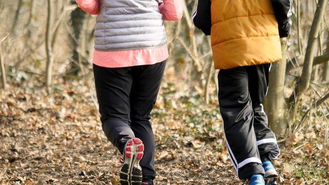Auch bei der 24-Stunden-Diät geht wenig ohne Bewegung.