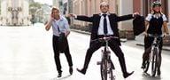 Mit dem E-Bike ins Büro