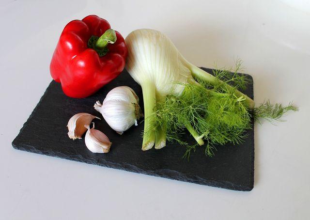 Aus Fenchel kannst du einen leckeren Salat machen