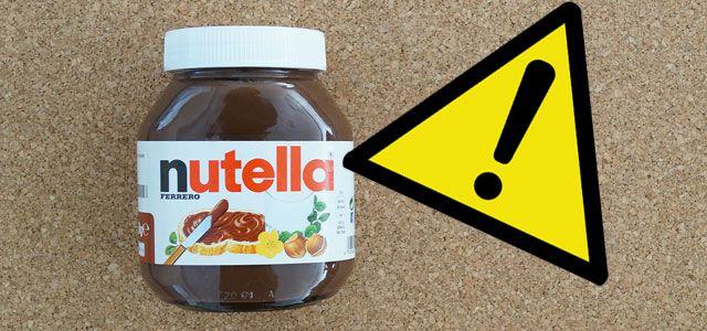 93b3c0af35cb7c Öko-Test Nutella   Co  Nuss-Nougat-Creme meist mangelhaft bis ungenügend