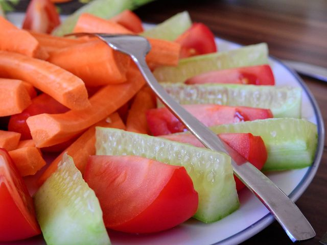 Einige Gemüsesorten sollen laut der Traditionellen Chineschen Medizin abkühlend wirken.