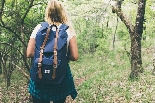 Eine Wanderung ist ideal, um an der frischen Luft zu sein.
