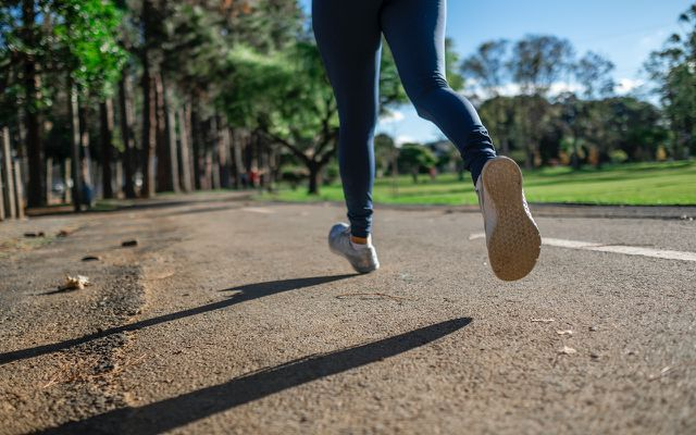 boost immune system - outdoor exercise