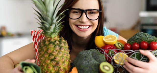 Wie wäre eine gesunde und ausgewogene Ernährung?