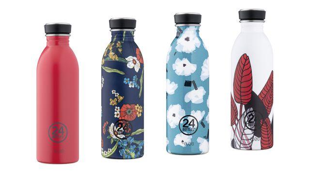 Trinkflasche 24 Bottles