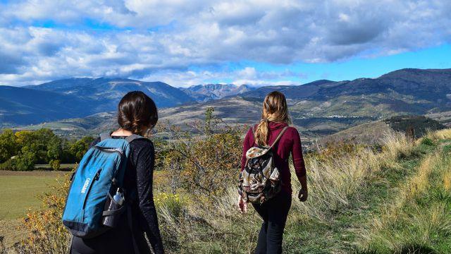 Nachhaltig Wandern in der Natur
