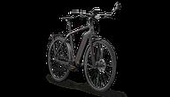 E-Bikes wie das Kalkhoff Integrale integrierten zunehmend Akkus und Motor