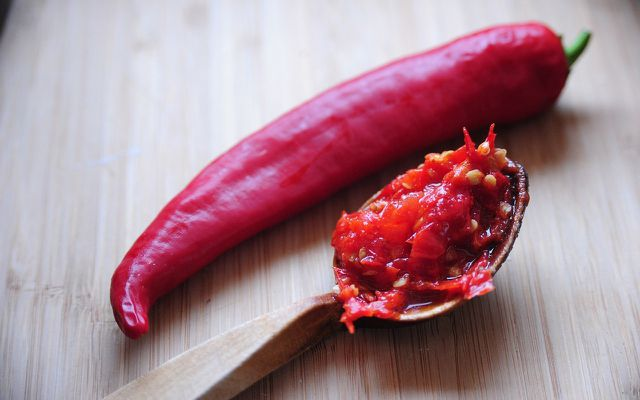 Is hot food bad for you health benefits of hot peppers chillis Capsaicin