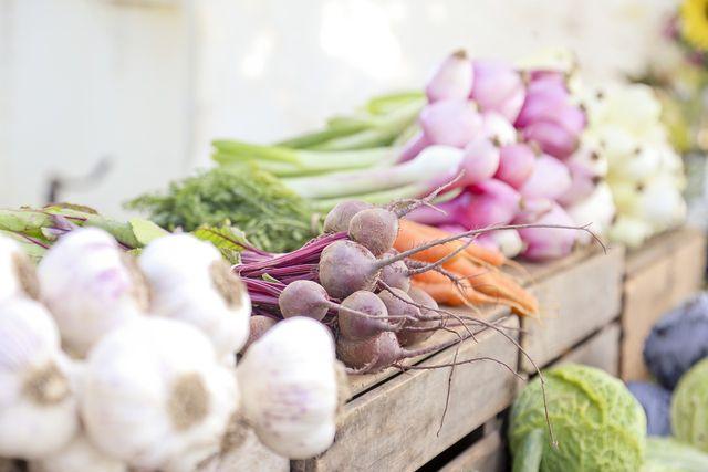 Wir empfehlen dir,Bio-Gemüse aus der Region zu kaufen.