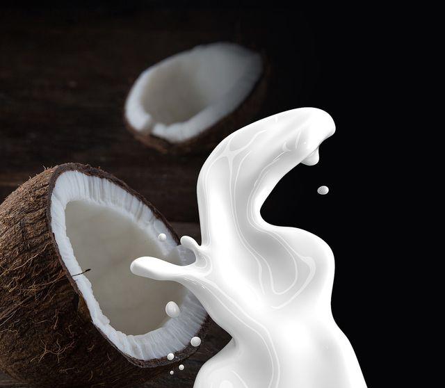 Kokosmilch schmeckt lecker in Kürbiscurry, ist für unser Klima aber bedenklich.