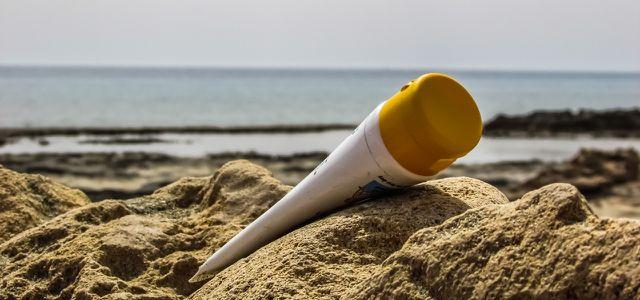 Sonnencreme chemische UV-Filter